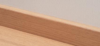 Sockelleiste Leiste braun Parkett Dielen Style Flooring