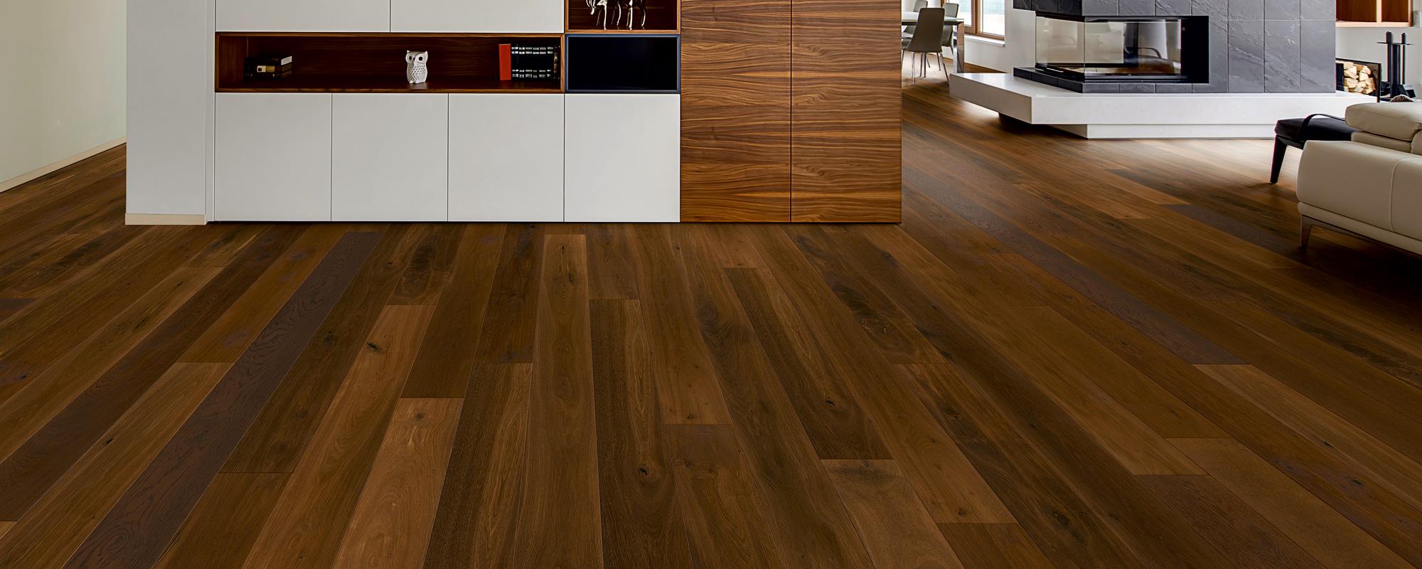 Variation Serie Design Räuchereiche Variation Rustikal Style Flooring Parkett Dielen Köln